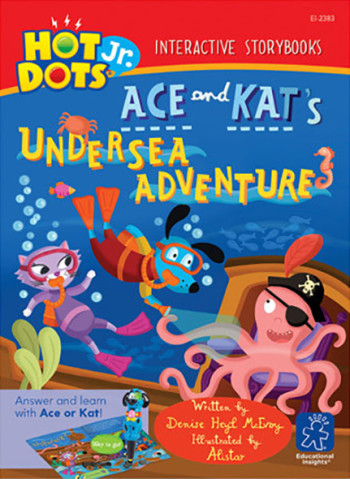 Ace and Kat's undersea adventure