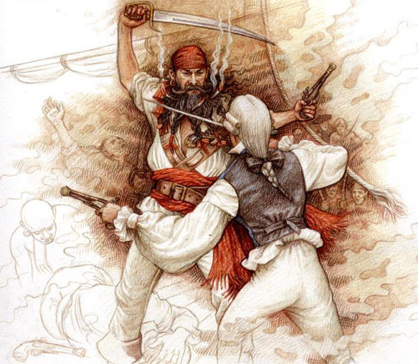 Pirateology : The Pirate Hunter's Companion