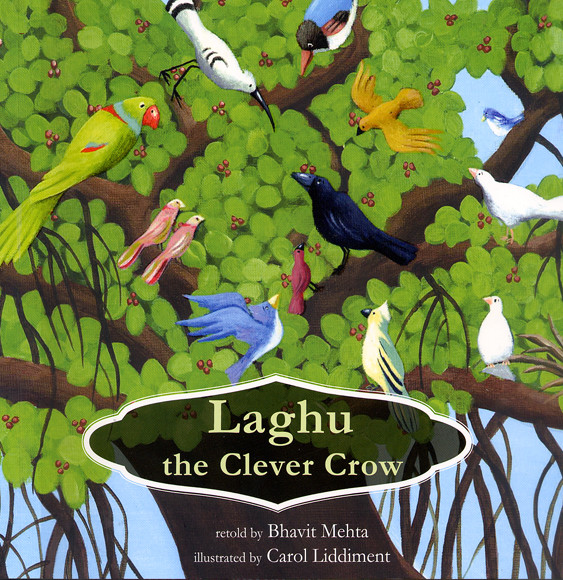 Laghu The Clever Crow