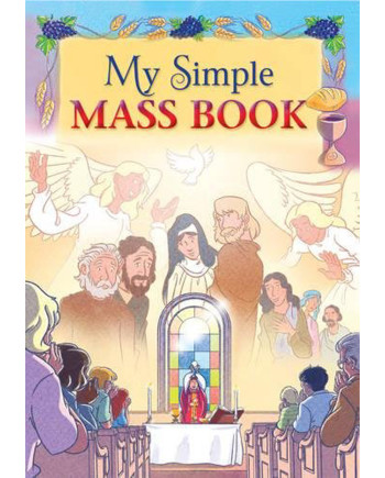 My Simple Mass Book.