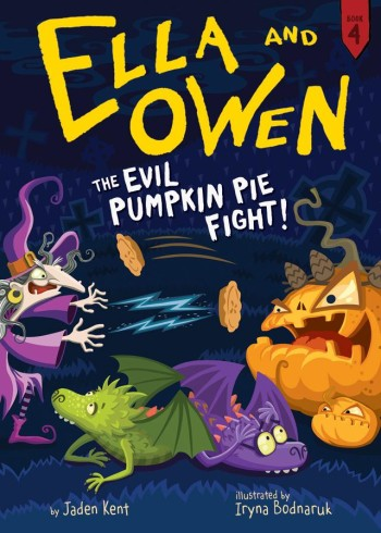 Evil Pumpkin Fight and The Great Troll Quest