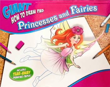 How to Draw Princesses and Fairies
