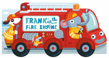 Frankie the fire engine