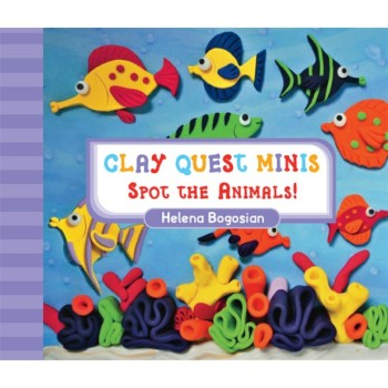 Clay Quests Minis: Spot the Animals!