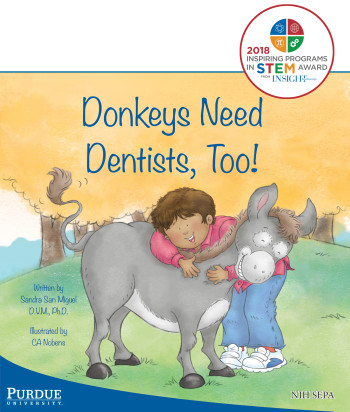 Donkeys Need Dentists, Too!