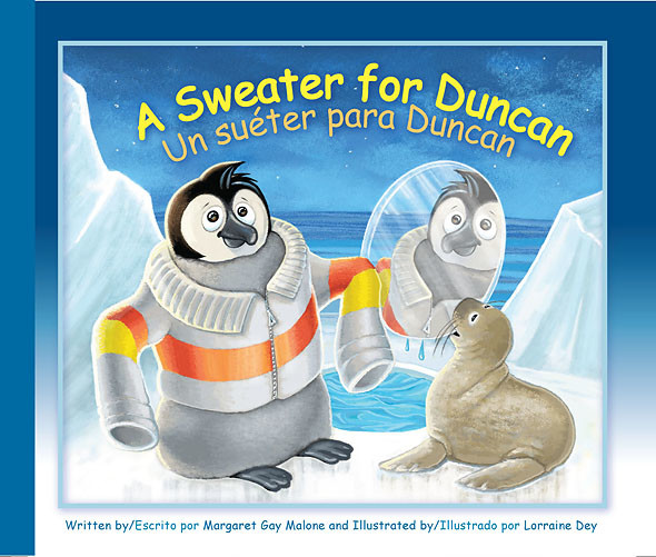 'A Sweater For Duncan'