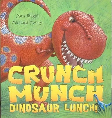 Crunch Munch Dinosaur Lunch!