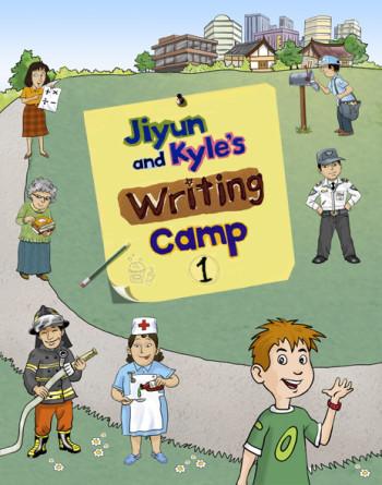 Writing Camp 1