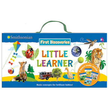 Smithsonian First Discoveries: Little Learner