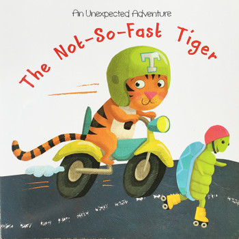 The Not-So-Fast Tiger – An Unexpected Adventure