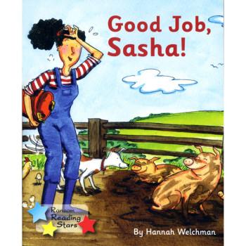 Good Job, Sasha!