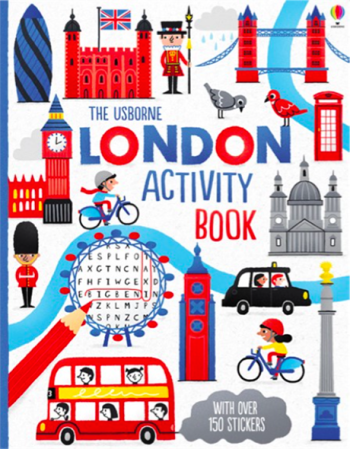 The Usborne London Activity Book