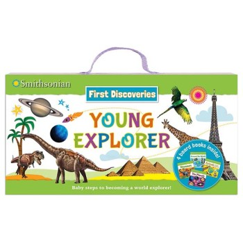 Smithsonian First Discoveries: Young Explorer