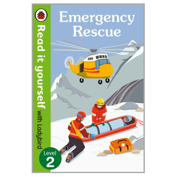 Emergency Rescue — Read it Yourself with Ladybird