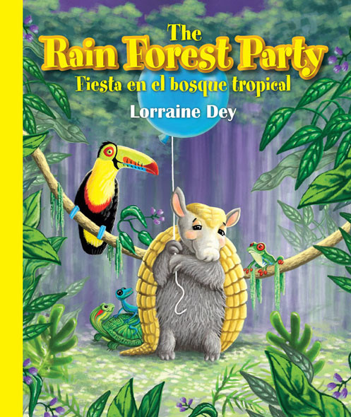 'The Rain Forest Party' - By Lorraine Dey