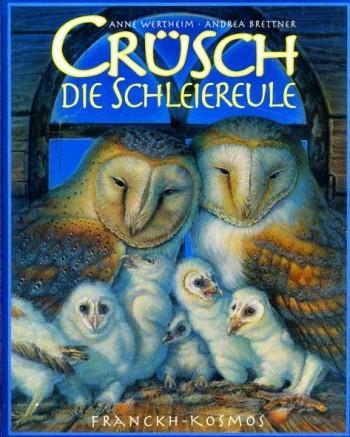 Crusch the Barn Owl