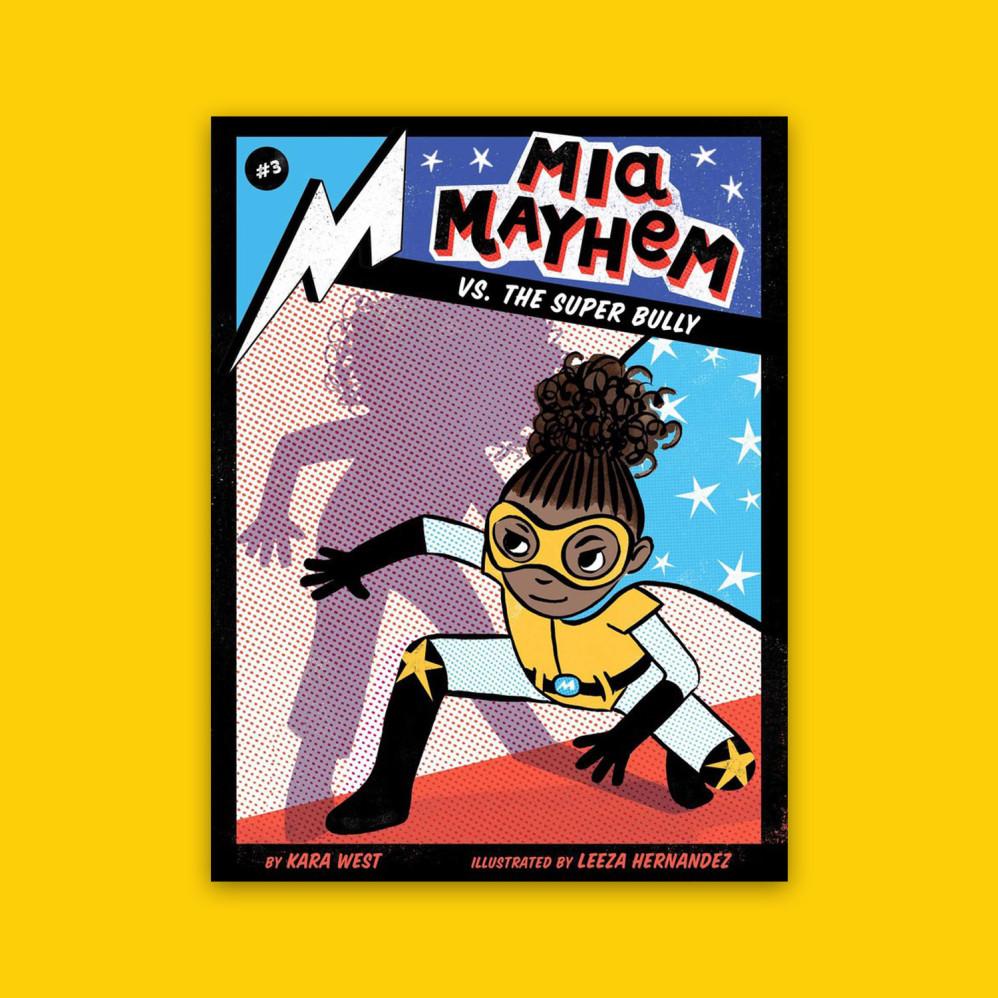 Mia Mayhem Vs The Super Bully
