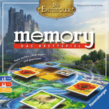 Memory - Das Brettspiel