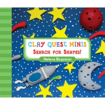 Clay Quests Minis: Search for Shapes!
