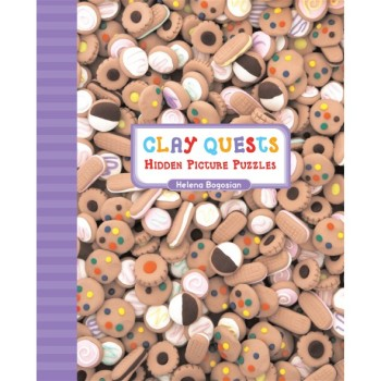 Clay Quests Hidden Picture Puzzles