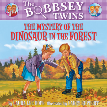 The Mystery of the Dinosaur in the Forest