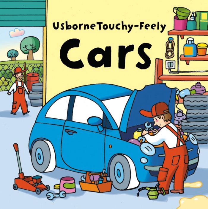 Touchy-Feely Cars