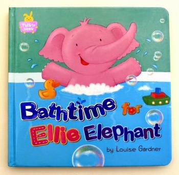 Bathtime for Ellie The Elephant