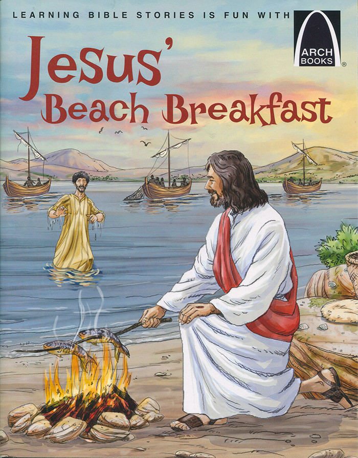 Jesus' Beach Breakfast