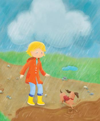 The Muddy Puddle Walk