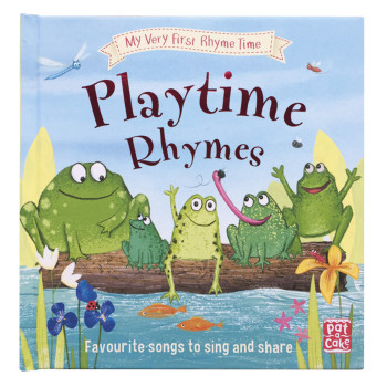 My Very First Rhyme Time 'Playtime Rhymes'