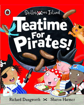 Skullabones Island 'Teatime For Pirates'