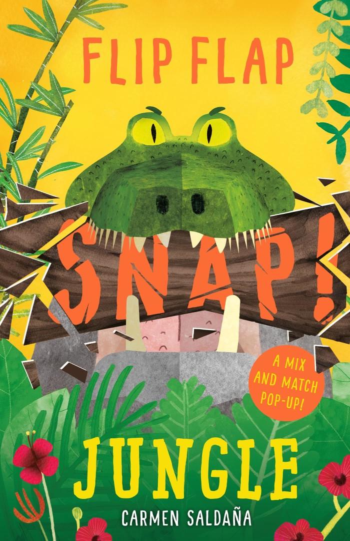 Flip Flap Snap! Jungle