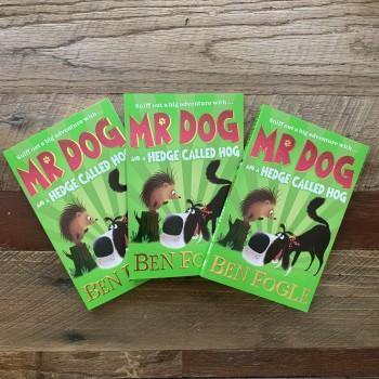 Mr Dog and a Hedge Called Hog