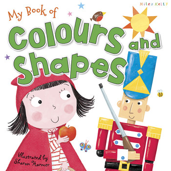 My Book of Colours & Shapes