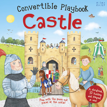 Convertible Playbook Castle