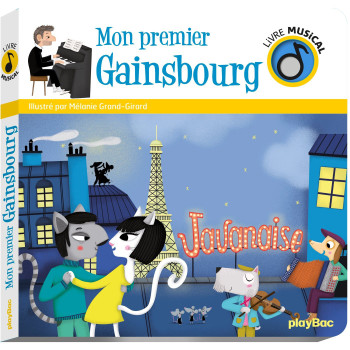 Mon premier Gainsbourg