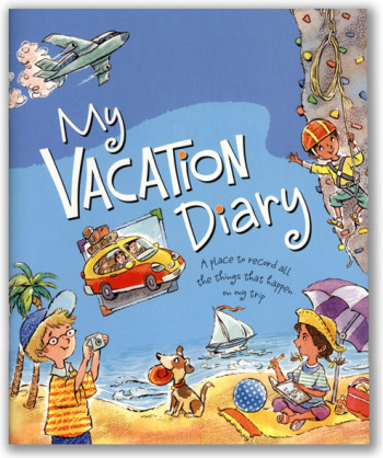 'My Vacation Diary'