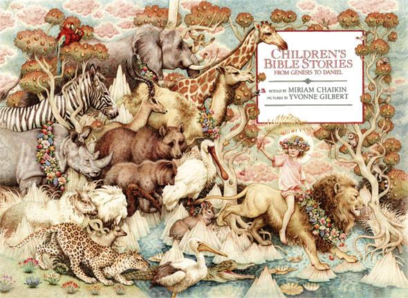 Children's Bible Stories - From Genesis to Daniel