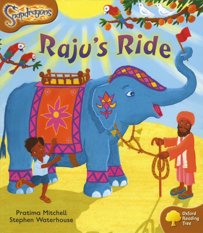 Raju's Ride