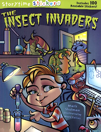 Insect Invaders