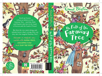 The folk of the Faraway tree.
