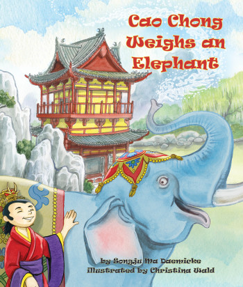 Cao Chong Weighs and Elephant