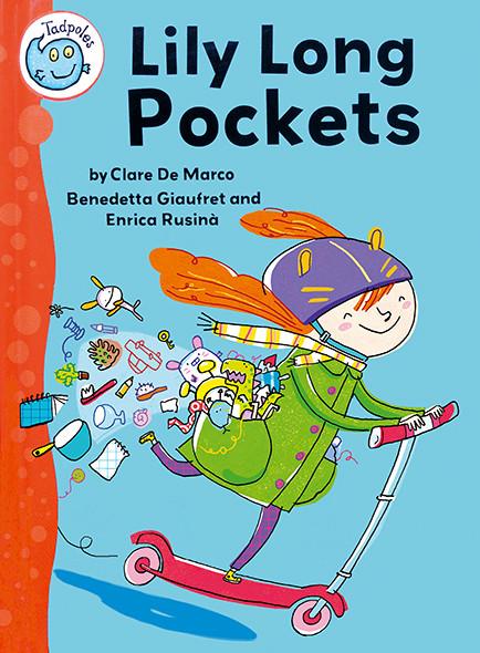 Lily Long Pockets