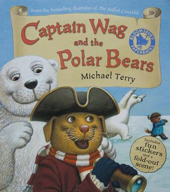 Captain Wag and the Polar Bears