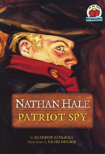 Nathan Hall Patriot Spy