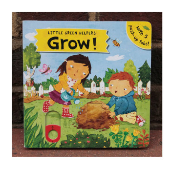 Grow! Little Green Helpers