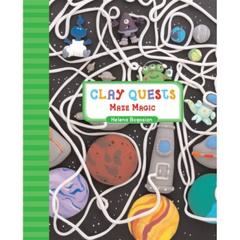 Clay Quests Maze Magic