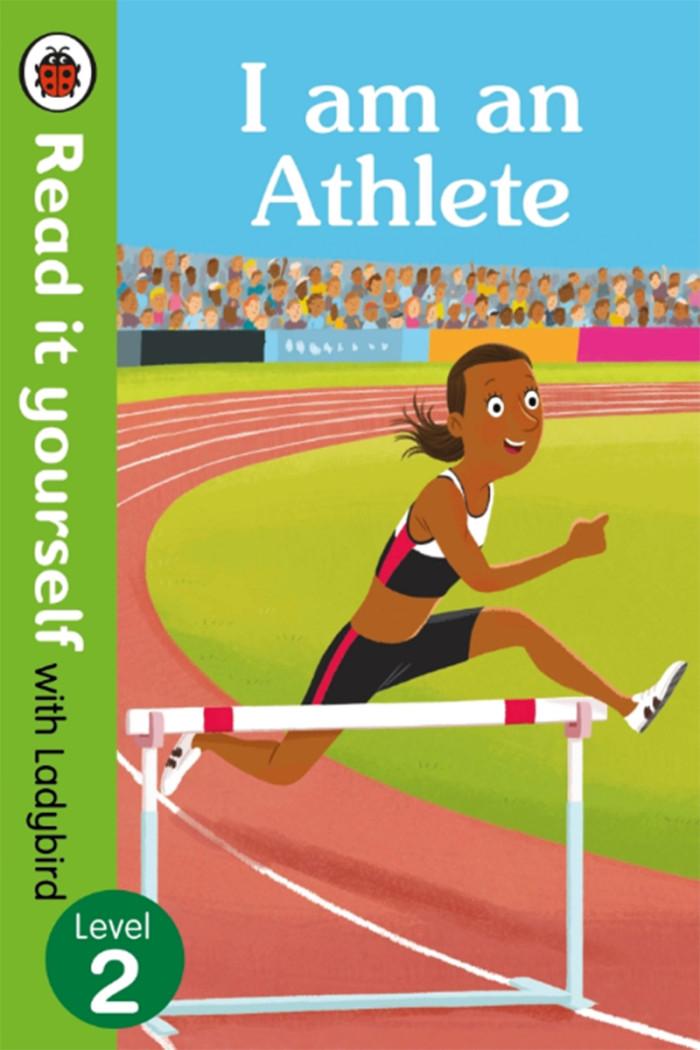 I am an Athlete