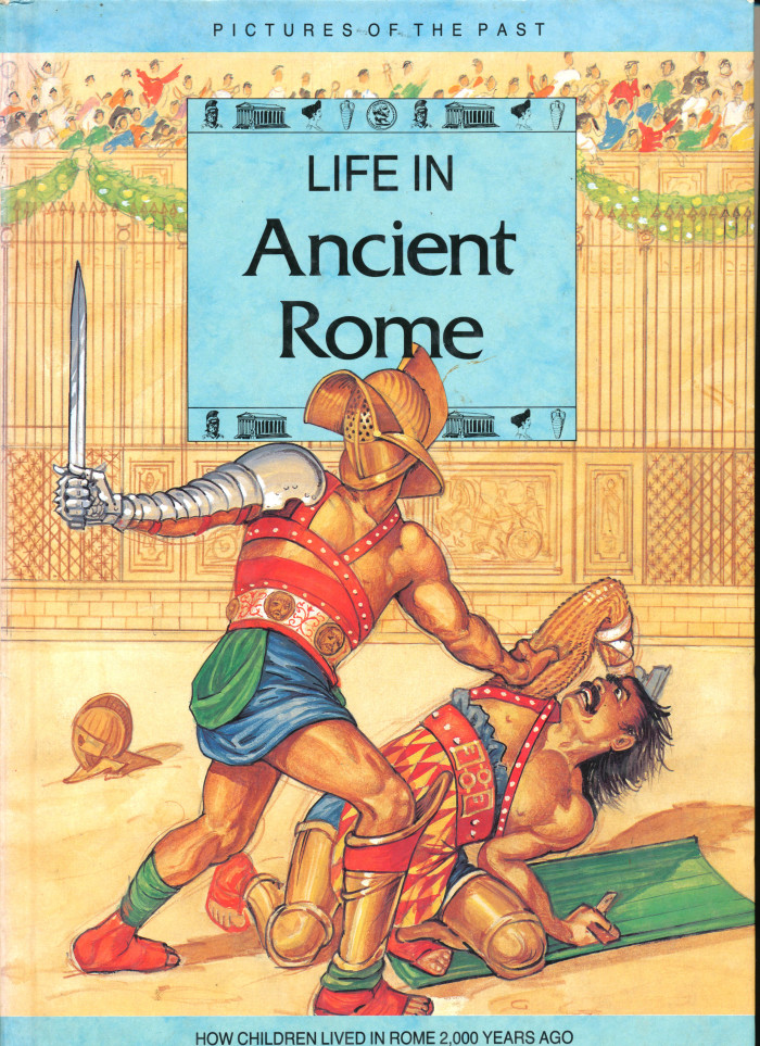 'Life in Ancient Rome'