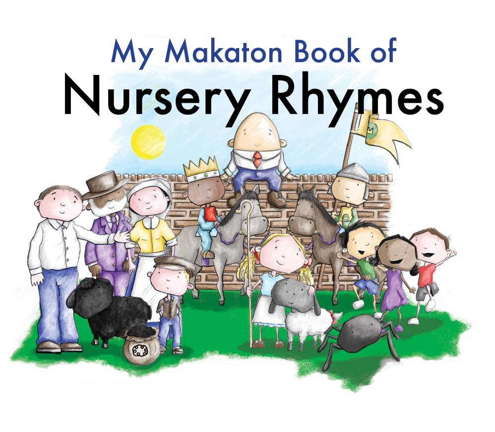 My Makaton Book of Nursery Rhymes